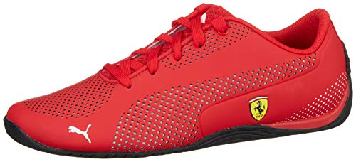 PUMA PumaFERRARI Drift Cat 5 Ultra - Sneakers Basse - Rosso Corsa White