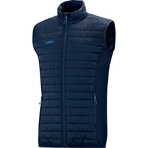 JAKO Herren Steppweste Premium Sonstige Jacke, Marine, XXL
