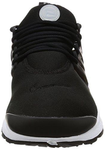 Nike AIR Presto Essential, Baskets Homme, Noir (Noir/Blanc/Noir), 45 EU