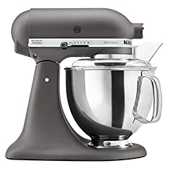 KitchenAid Artisan Series 5-Qt. Stand Mixer with Pouring Shield .