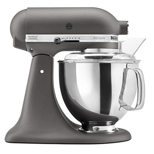 kitchenaid mixer imperial grey - 2