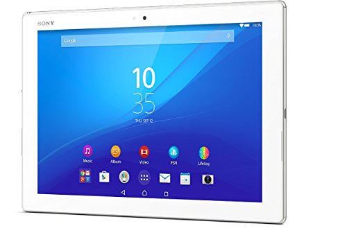 Sony Z4 - Tablet de 10' (4G, Quad-core 1.5 GHz, 3 GB de RAM, 36 GB, Android v5.0) color blanco