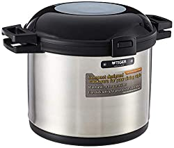 Tiger NFI-A800 Vacuum Insulated Non-Electric Thermal Cooker