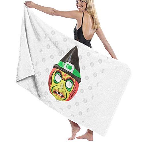U/K Witch 1 toalla de baño de secado rápido