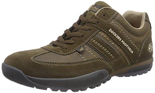 Dockers by Gerli 36HT001-204, Herren Sneakers, Stone , 44 EU
