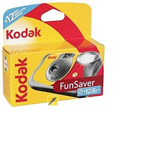 Kodak 3920949 Single Use FunSaver Camera with Flash 27