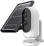 Fringe Trim Cámara Solar para Exteriores Cámara Recargable Cámara De Vigilancia Cámara Inalámbrica Al Aire Libre Pequeña Cámara Impermeable para Uso Exterior