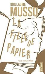 La Fille de papier - COLLECTOR 2019 de Guillaume MUSSO
