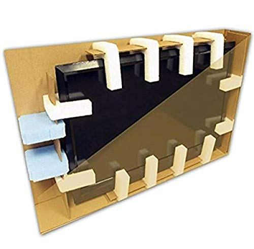 "EcoBox 65"" to 75"" TV Box and UBlox Foam Kit (E-8449)"