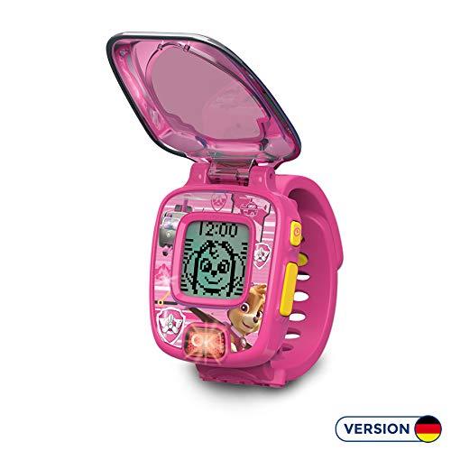 Vtech 80-199584 Skyes Lernuhr Spielzeuguhr, Mehrfarbig