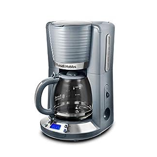 Russell-Hobbs-Toaster-Inspire-grau-2-extra-breite-Toastschlitze-inkl-Brtchenaufsatz-6-einstellbare-Brunungsstufen-Auftaufunktion-1050W-Hochglanz-Kunststoff-24373-56-Amazon-Exklusiv