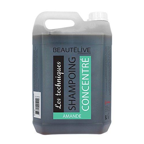 Shampoing concentré Amande Beautélive