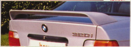 Heckspoiler 3-Serie E36 Limousine/Coupe 1991-1998 'Midwing' + Bremslicht