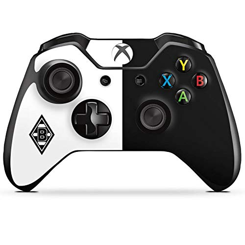 DeinDesign Skin kompatibel mit Microsoft Xbox One Controller Folie Sticker Borussia Mönchengladbach Gladbach Fußball
