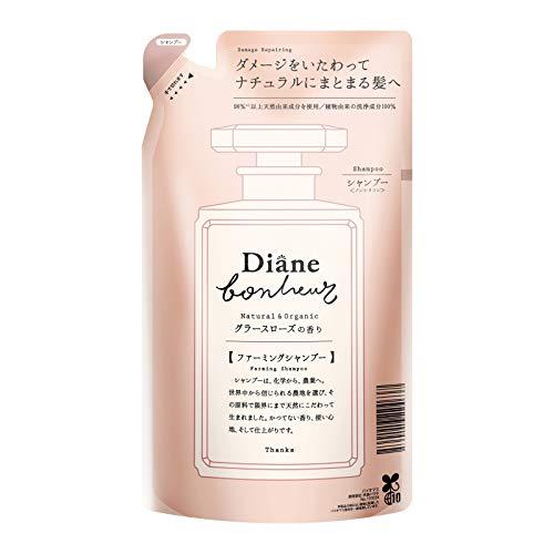 Diane Bonheur (ダイアン ボヌール) ダメージリペア シャンプー つめかえ用 グラースローズの香り 詰め替え...