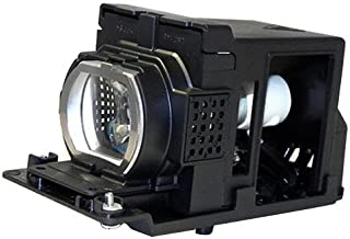 Toshiba TLP-XD2000 LCD projector Assembly with Original Bulb Inside