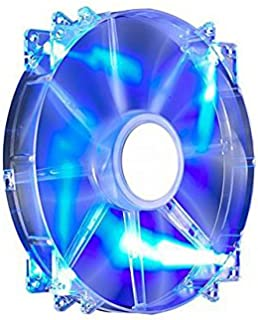 Cooler Master Mega Flow 200 Blue Ventiladores de caja '700 RPM, 200mm, ' R4-LUS-07AB-GP