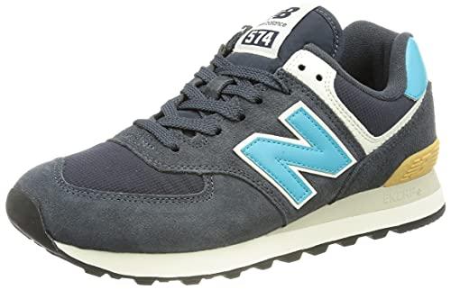 New Balance Ml574ms2, 574 Uomo Blu Size: 44 EU
