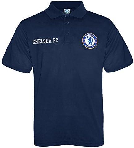 Chelsea FC Polo para Niño Azul