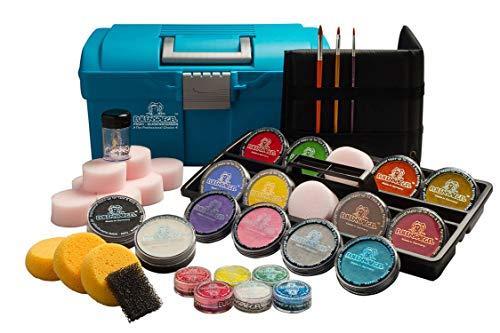 Eulenspiegel 299531 Make-upkoffer, 40,8 x 22,4 x 21,8 cm