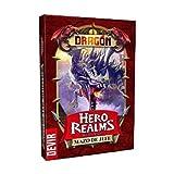 Devir Iberia 226782 Hero Realms Mazo Jefe Dragon Exp, 6 U, Multicolor