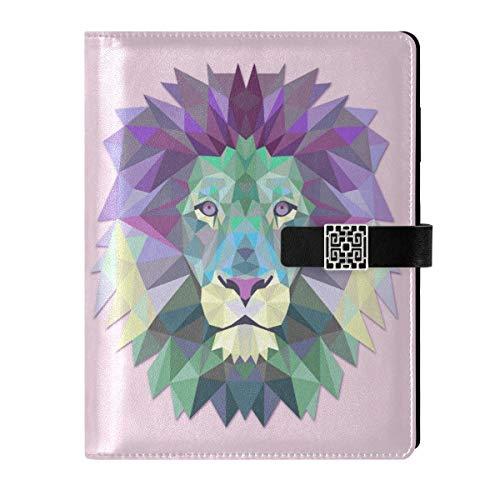 Cuaderno de cuero para diario de viaje, rellenable, tamaño A5, cuaderno de tapa dura, regalo para hombres y mujeres