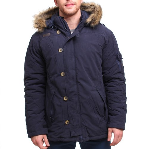 BILLABONG Winter-Jacke Big Lake Navy (S)