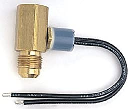 Derale 13021 -6AN x -6AN In-Line Fluid Thermostat