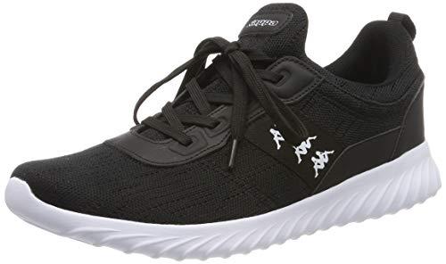 Kappa damskie buty typu sneaker Ii 242749-111, czarny - Schwarz Black 242749 1111-37 EU