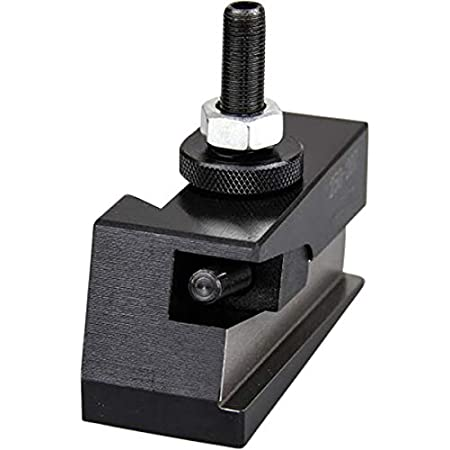 Bxa Quick Change CNC Lathe Tool Post Turning Facing Holder 250-201 Holder C#