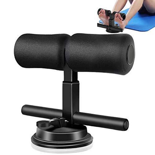 DUTISON Sit Up Bar Saugung, Sit up Trainingsgerät, Multifunktionale Verstellbare Bauchtrainer, für Fitness/Training Zubehör Zuhause als Trainingsgerät