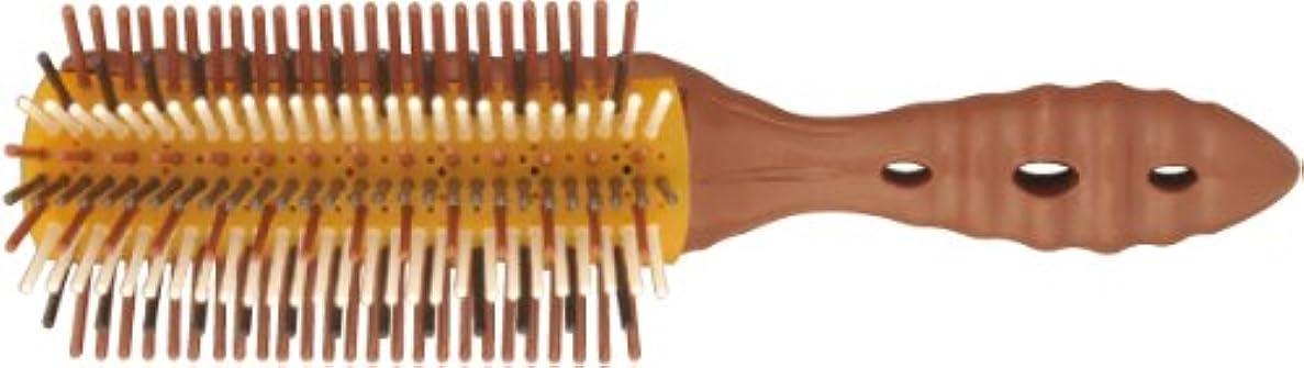 解体する研磨マスタードYS-LAP32 ラップ ドラゴン エア ベント スタイラー ブラシ チョコミックス