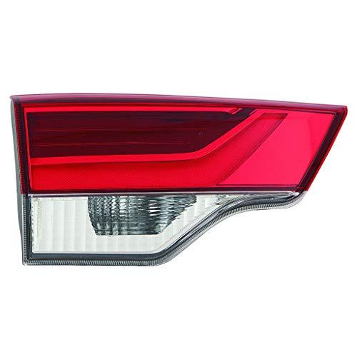 For Toyota Highlander Tail Light Assembly 2017 2018 2019 Driver Side   Inner   Clear Lens   TO2802139   81590-0E120