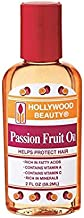 Hollywood Beauty oil, passion fruit, Orange, 2 Fl Oz