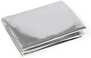 "Mishimoto MMHP-ASHB-2424 Aluminum Silica Heat Barrier w/Adhesive, 24"" x 24"""