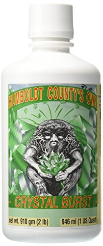 Emerald Triangle ETBURSTQ Crystal Burst Plant Nutrient, 1 Quart