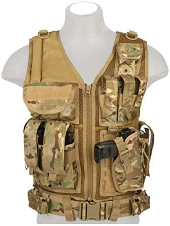 Lancer Tactical Max 51% OFF Cross Cash special price Draw Vest