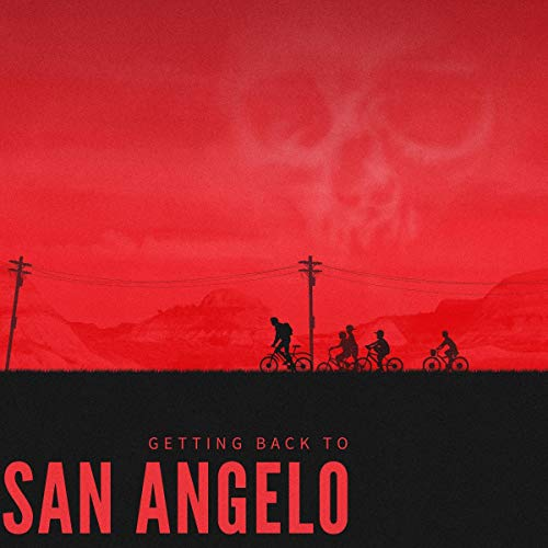 Getting Back to San Angelo cover art