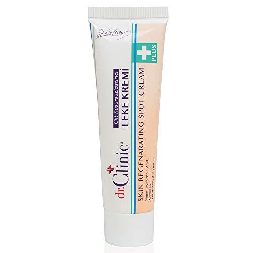 VEGANE Fleckencreme gegen Hautunreinheiten wirkt regenerierend