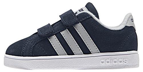 adidas Baseline CMF INF, Zapatos (1-10 Meses) Unisex bebé, Azul (Maruni/Onicla/Ftwbla), 24 EU