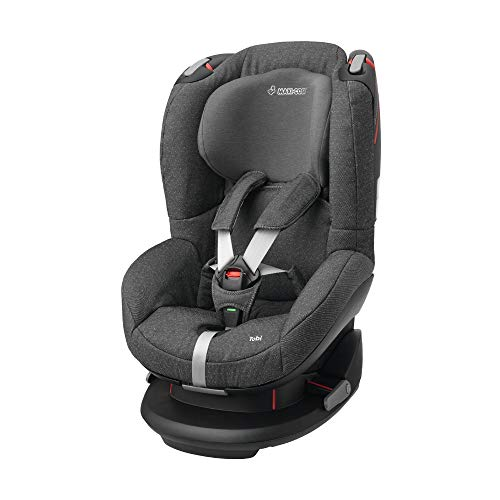 Maxi-Cosi Tobi Toddler Group 1 Forward-Facing Reclining Car Seat, Sparkling Grey, 9 Months - 4 Years, 9 - 18 kg