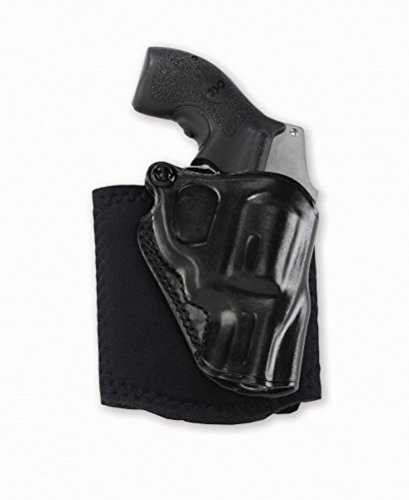 Galco Ankle Glove Ankle Holster,Black,Right Hand,Sig P238