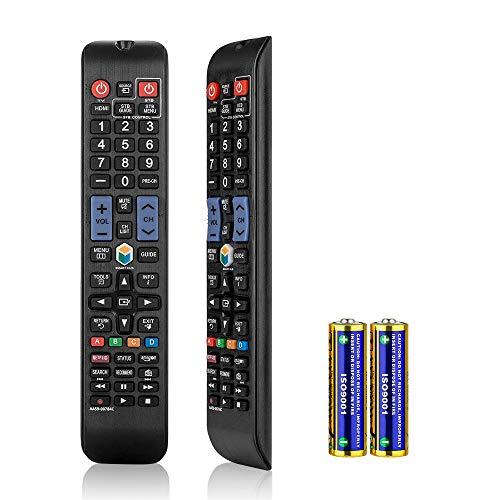 Universal Replacement Remote for Samsung Smart TV, Samsung LCD LED HDTV 3D TV(Backlit)