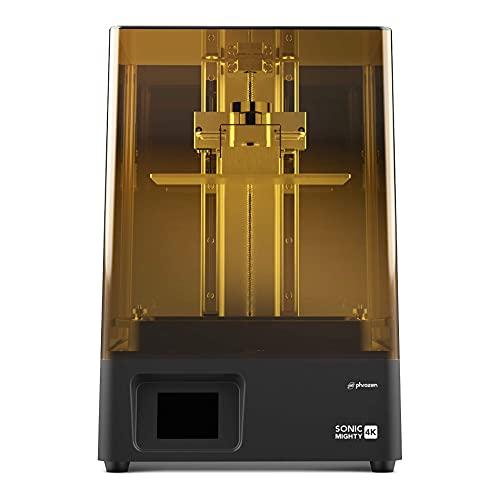 PHROZEN Sonic Mighty 4K - Impresora 3D con resina, pantalla LCD de 9,3 pulgadas, 4K, Monocromo, iluminación UV ParaLED, gran volumen de impresión, fabricada en Taiwán