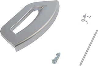 KG-Part - Manija de puerta gris para lavadora - C00287391 Reemplazo para Hotpoint & Ariston & Whirlpool
