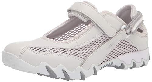 Allrounder by Mephisto Women's Sneaker, White, 8.5