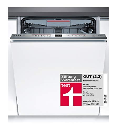 Bosch SMV67MX01E Serie 6 - Lavavajillas integral, A ++, 60 cm, 237...