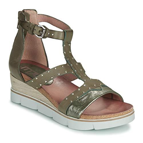 Mjus Tapasita Sandalias Mujeres Kaki Sandalias Shoes