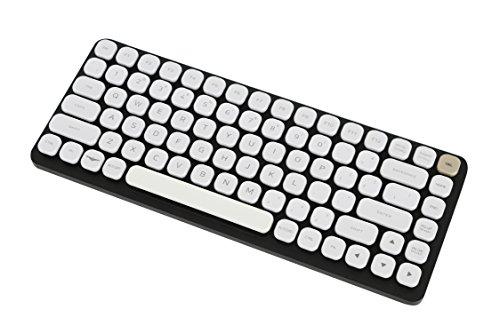 ELRETRON Penna Tastenkappen-Set für Penna Tastatur Us Tastenlayout 405mmX230mmX74mm Diamond White