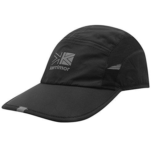 Karrimor Cool Race Cap Hat Headwear Accessories Black One Size